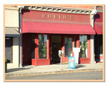 picture of Rubin's paper store