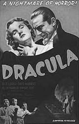Dracula stood pacing at the gate…reblog for Halloween 2013